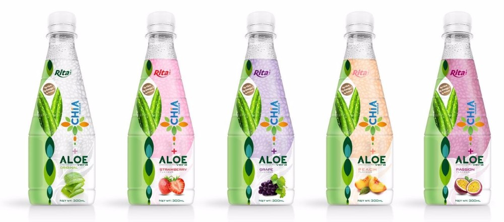 330ml Pet Bottle chia seed juice .jpg