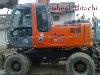 Hitachi zaxis 210 excavator