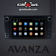 Growl Audio Android OEM Head Unit fit for Toyota Avanza