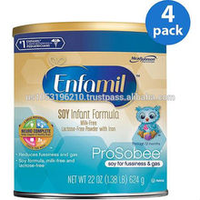 Enfamil prosobee fórmula infantil- baby 22oz de soja leche en polvo