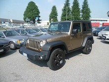 Used Jeep Wrangler 2.8 CRD Rubicon - Left Hand Drive - Stock no: 12913