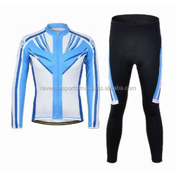 comfortable customize men's cycling wears