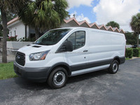 USED VANS - FORD TRANSIT VAN - RECOVERED THEFT (LHD 820360)