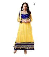 Nuevo estilo de venta al por mayor de la ropa étnica de las para mujer kurta diseños