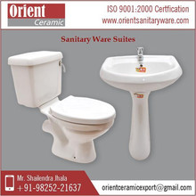 Exquisite Range of Sanitary Ware Suite At Cost Effective prices