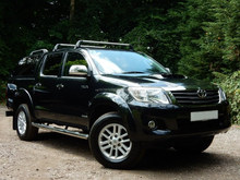 Used (RHD) Toyota Hilux Invincible 3.0D-4D PICKUP 2013
