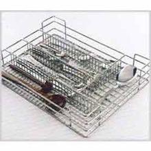 Evergreat wire cutlery basket