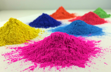 Certified Holi powder in high German quality for outdoor parties