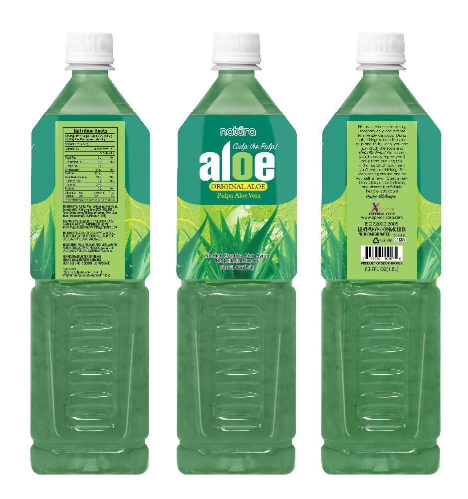 how to drink aloe vera