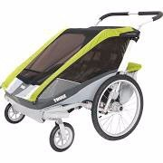 free shipping Thule Cougar 2 + Stroll Child Carrier (Avocado)