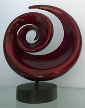 HT3625 Polyresin lacquer sculpture, high quality- http://lacquerhomevn.com/
