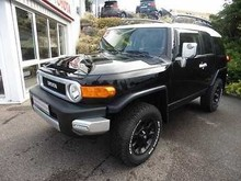 Used Toyota FJ Cruiser 4.0 V6 4WD Pick Up - Left Hand Drive - Stock no: 13023