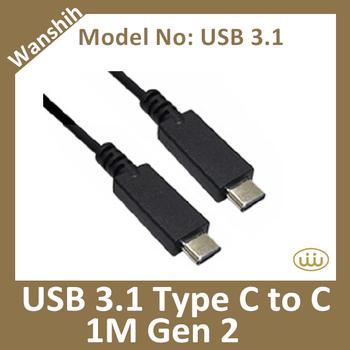 Usb type c gen 2
