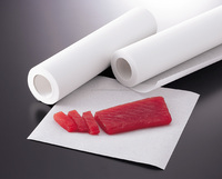High quality and oil absorptivity tempura paper with keeping of freshness made in Japan