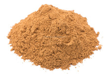 Bacterial based powder for faster solid waste management