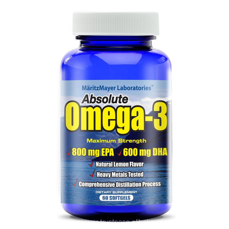 High quality epa dha supplement 1000mg omega 3 fish oil for Epa dha fish oil