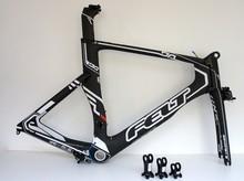 best deal with 4 year warranty for all Felt DA1 Triathlon Bike Frame Kit - 2013