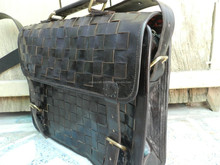 pure leather messenger bags/real leather satchel/handmade leather briefcase