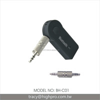 Bluetooth stereo audio receiver/adapter