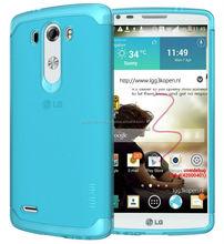 TUDIA Ultra Slim LITE Series TPU Protective Case for LG G3 (Black)