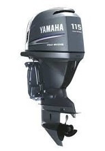 Used Yamaha 115 hp 115hp Outboard Motor Engine