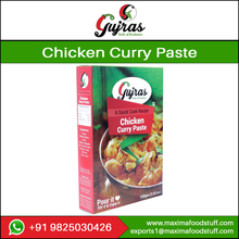 Ready to Cook Chicken Curry Powder food