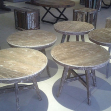 Recycled Teak Table