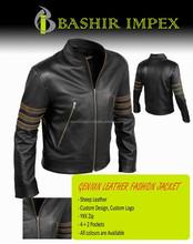 Geniun Leather Fashion Leather Jacket