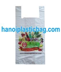 Degraduable PLASTIC SHOPPING BAGS