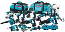 BUY 2 GET 1 FREE Makita LXT1500 18-Volt LXT Lithium-Ion Cordless 15-Piece Combos