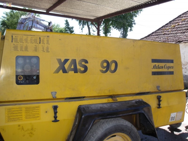 Atlas Copco Xas 90 - Buy Atlas Copco Xas 90,Used Atlas Copco Xas90 ...