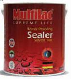 Multilac Water Proofing Sealer