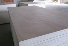 Okume Commercial Plywood/Furniture, Decorative Construction and Packing Plywood