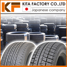 Reliable and Low-cost wholesale used tires for export supplied by a Japanese company