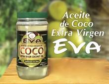 EVA ACEITE DE COCO EXTRA VIRGEN