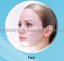 Bio cellulose sheet material for mask which fermented from 100% coconut juice