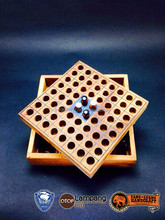 Wooden puzzle othello games