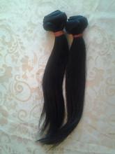 Hot sale ombre hair extension cheap brazilian hair weaving/ hair weave