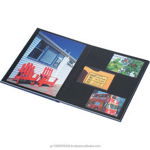 Easy to use and Durable A4 large 2015 self adhesive photo album at reasonable prices , OEM available