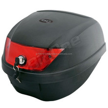 Various sizes of high quality motorcycle rear luggage box top case