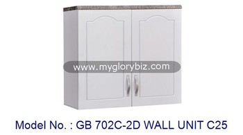 Wall unit cabinet mdf furniture kitchen cabinet modern for Cheap kitchen wall units for sale