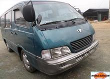 Ssangyong ISTANA 12 / 1999 YEAR / MANUAL