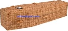 Coffins rattan craft high quality