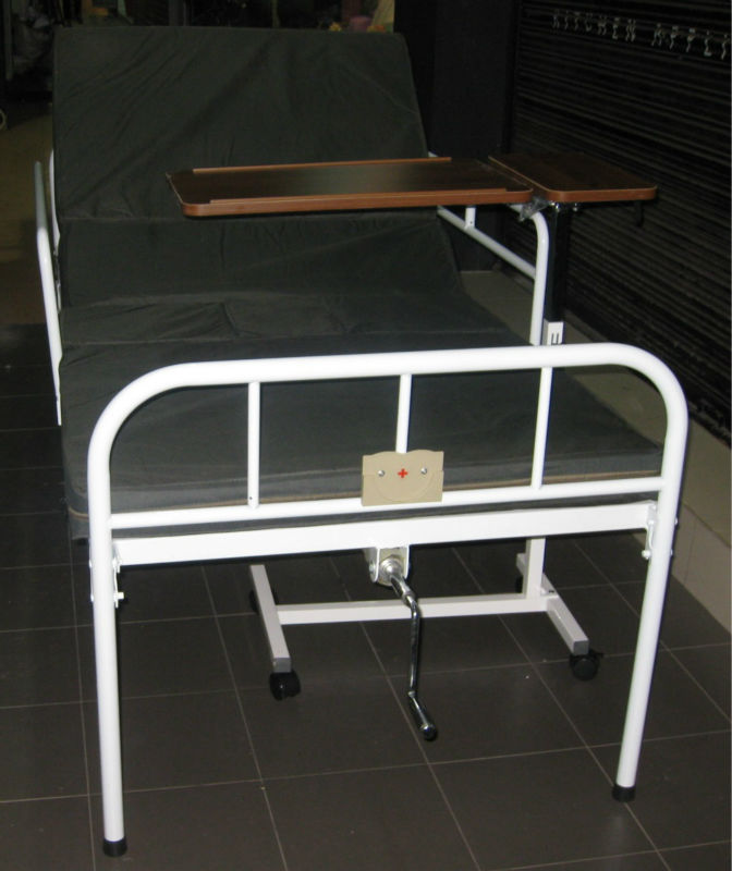 Hospital bed 1 fowler package p3