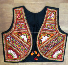 Factory OEM Outwear fashion cool best new designed Ladies Attractive Traditional Kutchi Jackets For Women