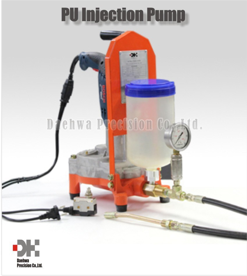 Dhp concrete crack pu grouting injection pump buy