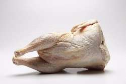 Grade AA Halal Frozen Chicken Whole and Body Cuttings for Supply
