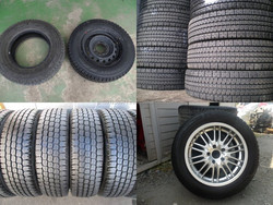 Japanese and High quality car tyres used with good fuel economy made in Japan