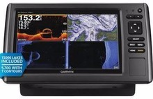 For The New Garmin echoMAP 93sv Combo with LakeVu HD 010-01391-00