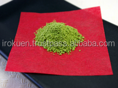 various types of and easy to use green tea extract( matcha) for ingredients
